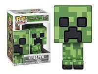 Фигурка Funko Pop Фанко Поп Minecraft Creeper Майнкрафт Крипер 10cм  MC С320