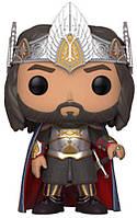 Фигурка Funko Pop Фанко Поп Lord of Rings King Aragorn Властелин Колец Король Арагорн 10см 534LR