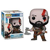 Фигурка Кратос Kratosт God of War Funko Pop GW269