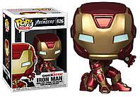 Фигурка Funko Pop Фанко Поп Мстители Игра Железный человек Avengers Game Iron Man 10 см AG IM 626