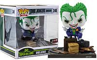 Фигурка Funko Pop Фанко Поп ДС Джокер DC Comics Super Villians The Joker HushDeluxe Jim Lee 10 см DC JK 240