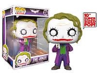 Фигурка Funko Pop Фанко Поп Темный Рыцарь Джокер The Dark Knight Joker 25 см DC J 334