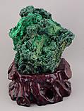 Образец Малахит 130x140x110 1860 г., фото 2