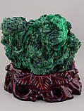 Образец Малахит 130x140x110 1860 г., фото 3