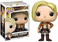 Фигурка Funko Pop Фанко Поп Attack on Titan Annie Leonhart  Атака Титанов Энни Леонхарт 10 cм  АТ AL236