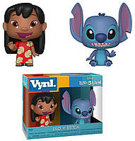Набор фигурок Funko Vynl. Пак Лило и Стич  Лило и Стич Disney Pack Lilo and Stitch  10 см LS 304