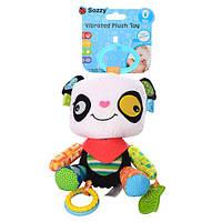 Погремушка для новорожденных  WLTH8118J  панда, JollyBaby