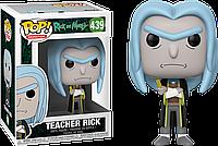 Фигурка Funko Pop Rick and Morty Tiny Rick Рик и Морти Teacher Rick Multi Учитель Рик RM R439