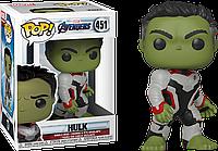 Фигурка Funko Pop Фанко Поп Мстители Финал Халк Avenger End game Hulk 10 cм hulk 451