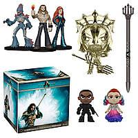 Бокс Funko DC Collectors Фанко ДС Коллекционный Аквамен Aquaman Deluxe BOX F A  1