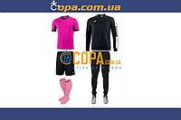 Набор тренировочный Joma Champion IV (5 предметов) (розовый)