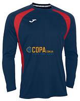 Футболка Joma CHAMPION III (длинный рукав) 100015.306