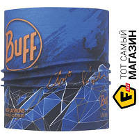 Повязка на шею (бафф) Buff ANTON HALF blue ink (111634.752.10.00)