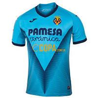 Основная футболка ФК Вильярреал (Villarreal FC) Joma - VL.101031.19
