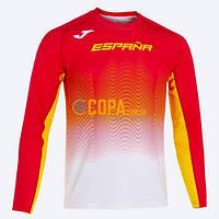 Тренировочная футболка (д/р) Испанской Федерации легкой атлетики (RFEA) Joma - RF.102011.19