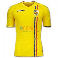 Основная  футболка сборной Румынии по футболу Joma - RM.101011.18