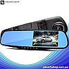 """Автомобильный видеорегистратор DVR-138W FullHD 1080p 4,3"""" - видеорегистратор зеркало заднего вида (2 камеры), фото 5"""