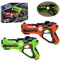 Детский набор  с оружием 393-02  пистолет, Bambi