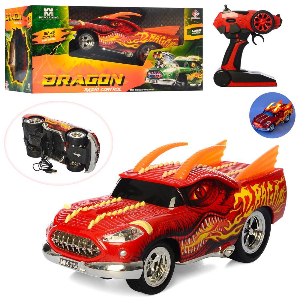 Купить Радиоуправляемые игрушки, Машина MK8028B р/у2, Bambi