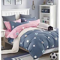 Двуспальное постельное белье Сатин Люкс (100% хлопок) - KWL1925