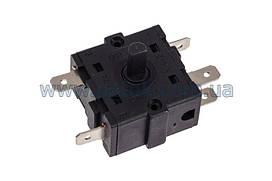 Переключатель режимов 15A 250V для обогревателя