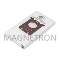 Набор мешков (4 шт) FC8021/03 S-BAG для пылесосов Philips 883802103010 (без коробки)