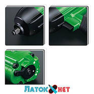 Пневмогайковерт 1/2 813N/m 10000об/мин 1,92кг Pro-Series KAAX1660 Toptul, фото 2