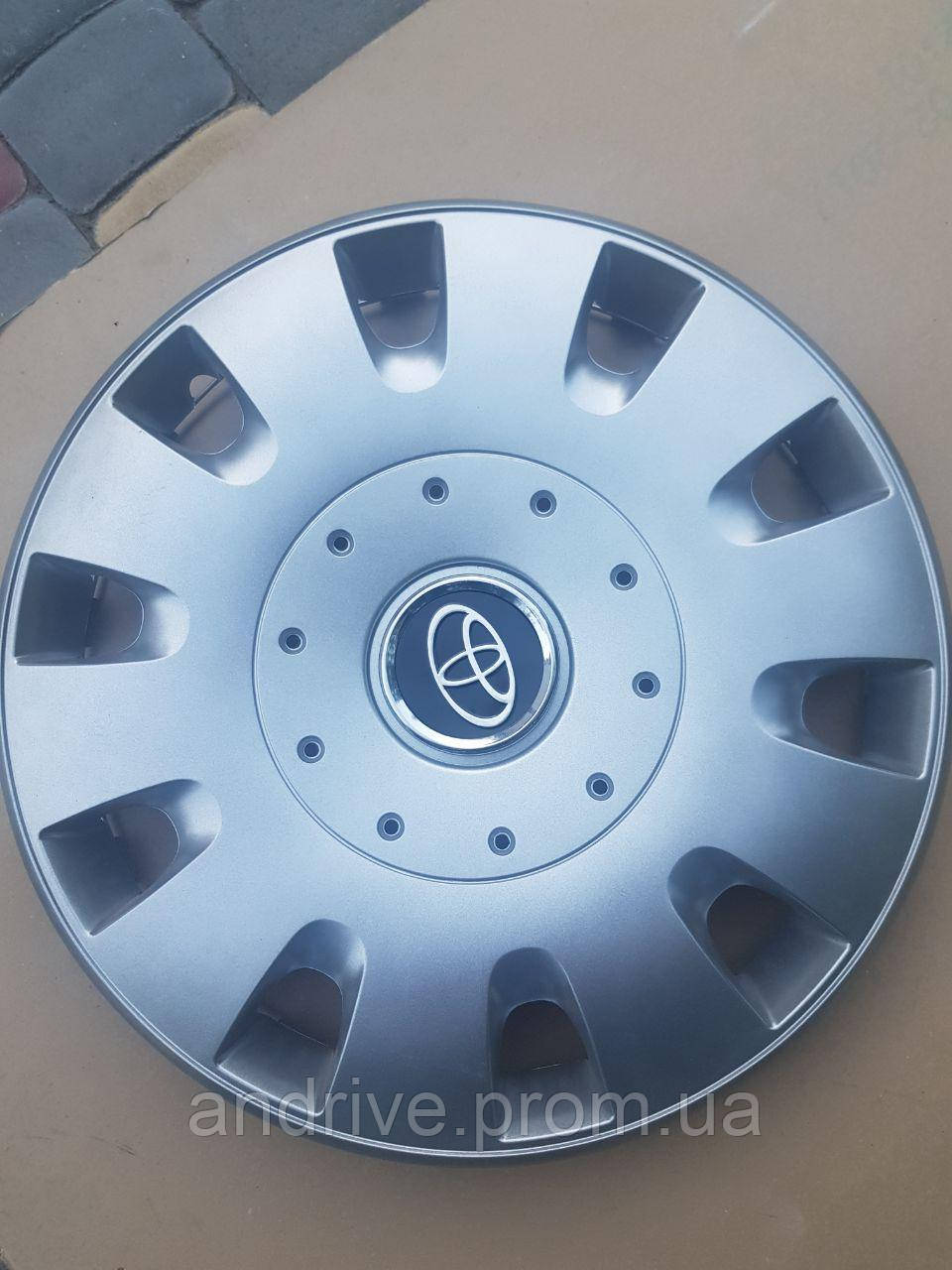 Колпаки на колеса R16 TOYOTA полный комплект SJS (Турция)