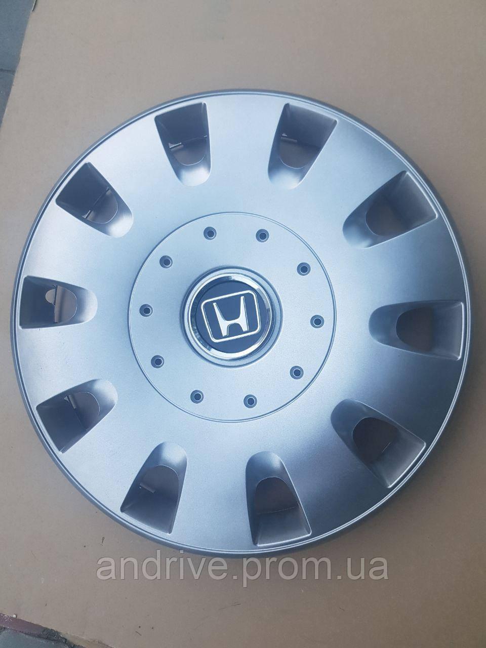 Колпаки на колеса R16 HONDA полный комплект SJS (Турция)