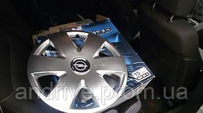 Колпаки на колеса R15 OPEL полный комплект SJS (Турция)