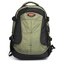 Рюкзак городской для мужчин нейлон Power In Eavas  цвет зеленый (9648 green)