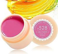 Гель-краска CANNI 5мл №528 ярко-розовая