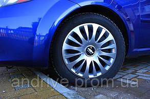 Колпаки на колеса R15 CHEVROLET полный комплект SJS (Турция)