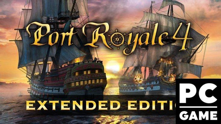Port Royale 4 Extended Edition PC