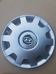 Колпаки на колеса R14 HYUNDAI полный комплект SJS (Турция)
