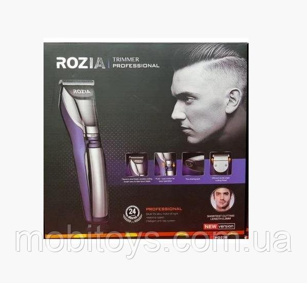 Машинка для стрижки Rozia HQ-238, триммер для волос