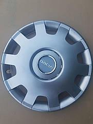 Колпаки на колеса R14 DACIA полный комплект SJS (Турция)