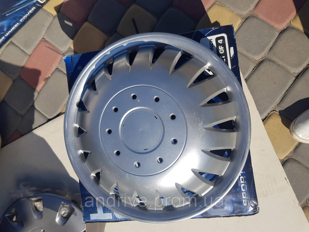 Колпаки на колеса (широкие) R16 MERCEDES SPRINTER полный комплект SJS (Турция)