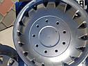 Колпаки на колеса (широкие) R16 MERCEDES SPRINTER полный комплект SJS (Турция), фото 5