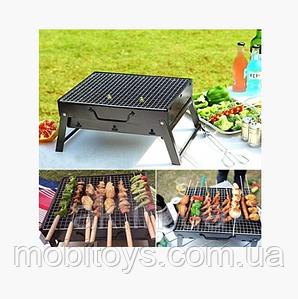 Складной гриль барбекю портативный гриль BBQ Grill Portable