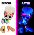 ЛОЛ Сюрприз! Домашние животные с настоящими волосами L.O.L. Surprise! Lights Pets with Real Hair, фото 3