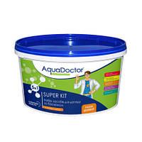 AquaDoctor Набор химии для бассейна AquaDoctor Super Kit 5 в 1