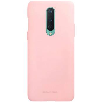 TPU чехол Molan Cano Smooth для OnePlus 8 Розовый
