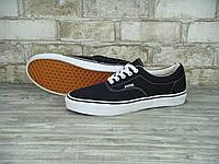 Кеды Vans Era 59 Low Black White (Ванс черно-белые мужские и женские размеры 36-44) 38 41, Весна/Лето, Черно-белый