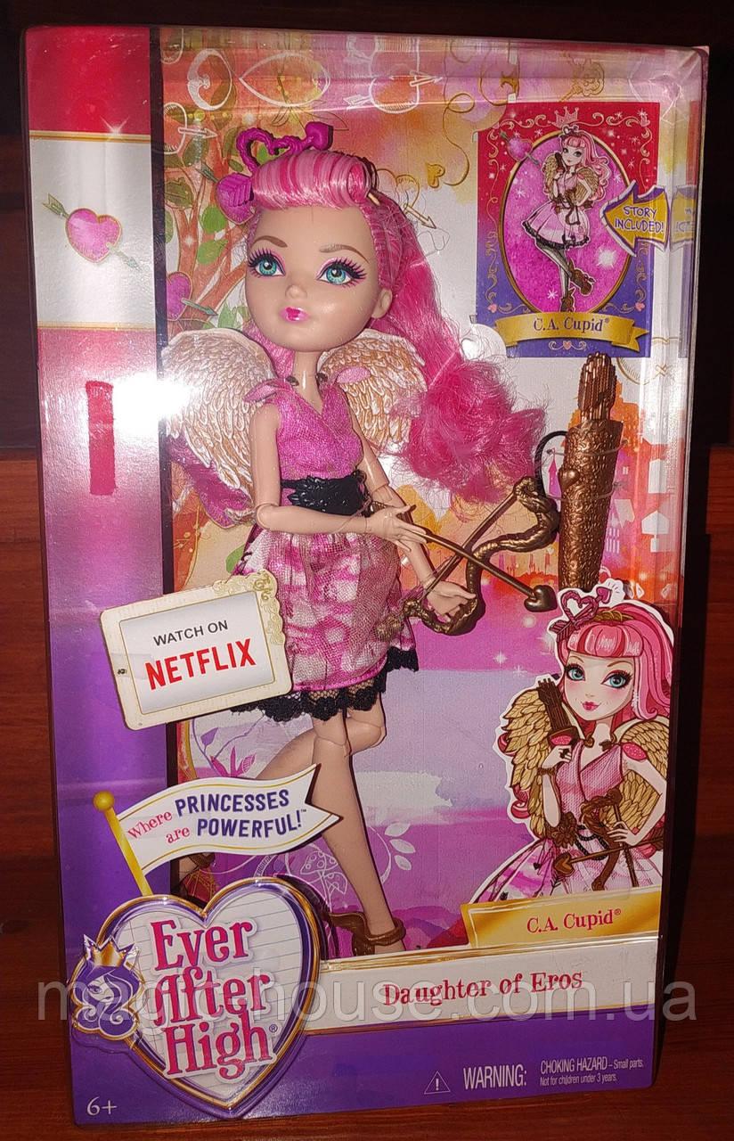 Уценка! Повреждения упаковки! Кукла Эвер Афтер Хай Купидон Базовая  Ever After High C.A. Cupid