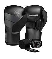 Боксерські рукавиці Hayabusa S4 - Чорн 12oz (Original)