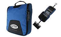 Косметичка Terra Incognita Shower Bag Синий с черным (TI-SWERBAG)
