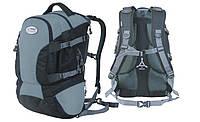 Рюкзак Terra Incognita Polus 22 Black-Grey (TI-01299)