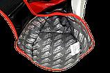 Боксерські рукавиці PowerPlay 3006 Чорні 16 унцій, фото 3