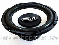 """Автомобільний сабвуфер BOSCHMANN BM Audio V-1040XYB 400 Вт 10"""" (автомобільний низькочастотний динамік 10"""